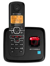 Motorola DECT 6.0 Cordless Phone with 2 Handsets