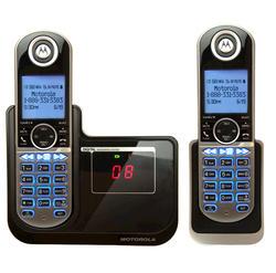 Motorola DECT 6.0 Cordless Phone with Diagonal Display