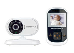 "Motorola Video Baby Monitor with 1.8"" Display"