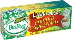 Bio Bag Lawn & Leaf Bags