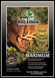 BioLogic® New Zealand Maximum Food Plot Seed
