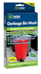 Garbage Bin Wash