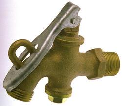 "3/4"" Bronze Drum & Barrel Faucet"