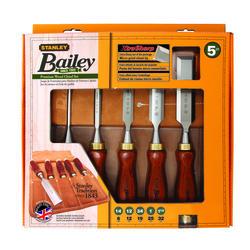 5-Piece Bailey Chisel Set