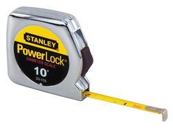 "Stanley® 10' x 1/4"" Powerlock Tape Measure"