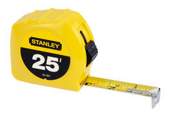 "Stanley® 25' x 1"" Tape Measure"