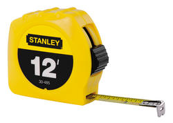 Stanley® 12' Tape Measure