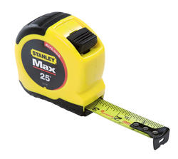 Stanley® 25' Tape Measure