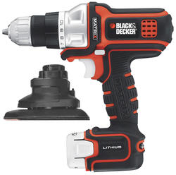 BLACK+DECKER™ Matrix™ 12-Volt  Drill/Driver & Sander Kit