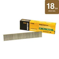 "Bostitch® 3/4"" 18-Gauge Brown Brad Nails - 3,000 ct."