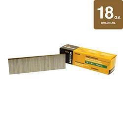 "Bostitch® 1-3/8"" 18-Gauge Brown Brad Nails - 3,000 ct."