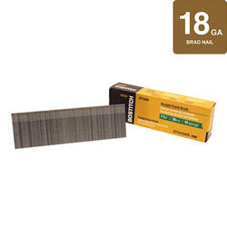 "Bostitch® 1-9/16"" Brown 18-Gauge Brad Nails - 2,000 ct."