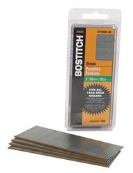 "Bostitch® 2"" 18-Gauge Brad Nails - 1,000 ct."