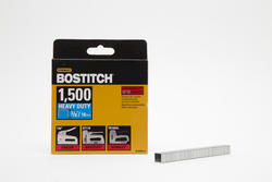 "Bostitch® 3/8"" Heavy-Duty Staples - 1,500 ct."