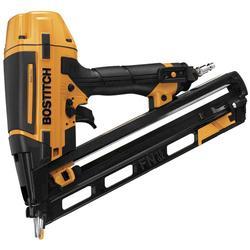 Bostitch® Smart Point® 15-Gauge Angled Finish Nailer