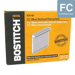 "Bostitch® 1-1/2"" Flooring Cleats - 1,000 ct."