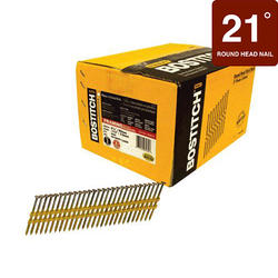 "Bostitch® 2-3/8"" x .113 21° HDG Ring Shank Full Round Head Framing Nails - 5,000 ct."