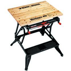 BLACK+DECKER™ Workmate® 425 Portable Project Center & Vise