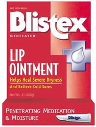 Blistex Medicated Lip Ointment - 0.21 oz Tube
