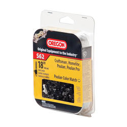 """OREGON® 18"""" S62 Low-Profile Chain"""