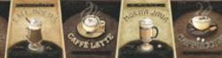 Cafe Au Lait Border