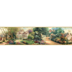 Country Cottage Border