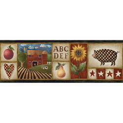 Country Patch Border