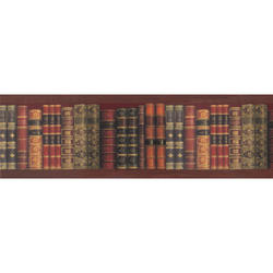 Book Shelf Border