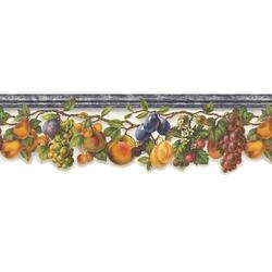 Fruit Vine Diecut Border