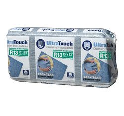 """UltraTouch 15"""" x 93"""" R-13 Denim Insulation - Covers 77.52 Sq. Ft."""