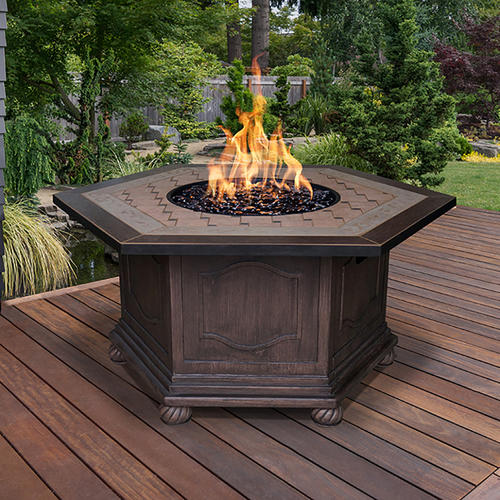 Bolinas Gas Fire Table At Menards 174