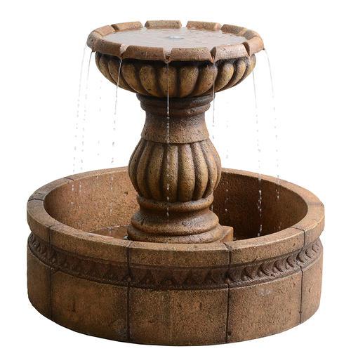 23 Corrazzano Fountain At Menards