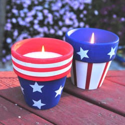 "4"" Citronella Candle"