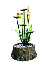 """Enchanted Garden™ 29"""" Coral Bells Fountain"""