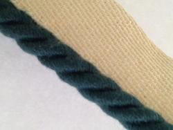 Instabind Rope Edge Style Carpet Binding 50'