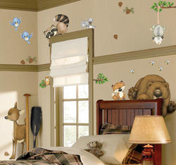 Room FX™ In The Woods Super Jumbo Apps