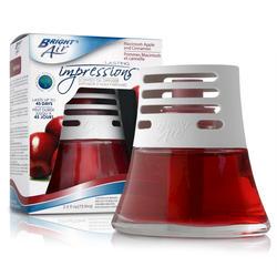 brightair® Scent Oil Diffuser - 2.5 oz. Macintosh Apples & Cinnamon Scent