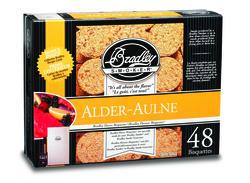 48-Pack Alder Bisquettes