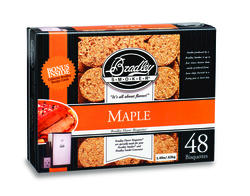 48-Pack Maple Bisquettes