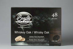 48-Pack Whiskey Oak Bisquettes