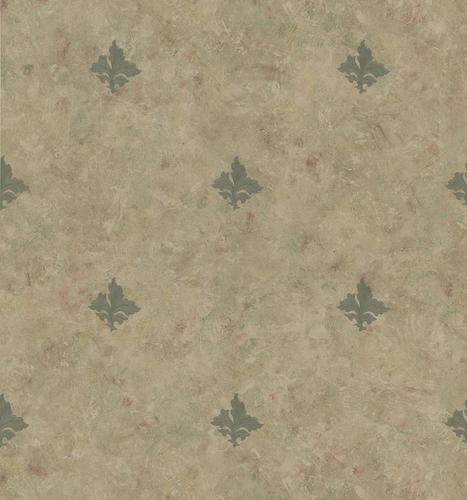 fluer de lis print wallpaper roll at menards
