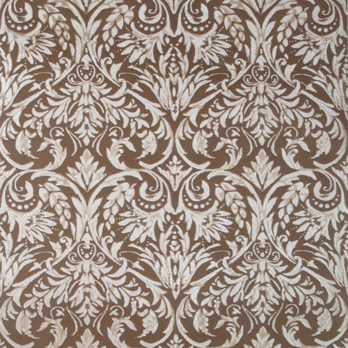 brown on brown damask wallpaper - photo #10