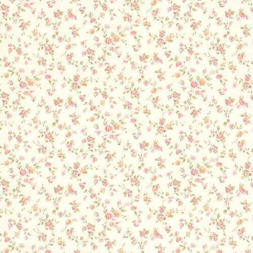 pink watercolor floral wallpaper at menards