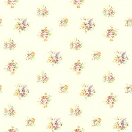 multicolored floral blossom wallpaper at menards