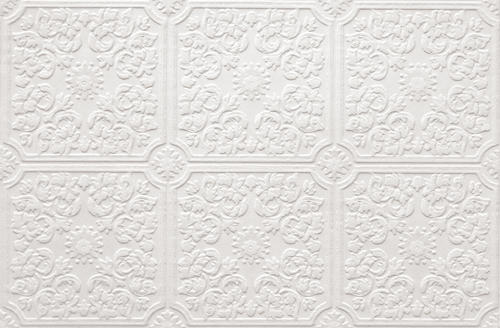 Pressed Tin Paintable Wallpaper Roll At Menards 174