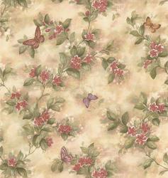 Floral trail Wallpaper Roll
