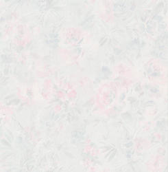 Floral Solid Wallpaper Roll