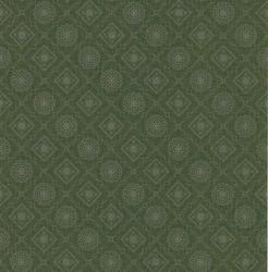 Medallion Trellis Wallpaper Roll