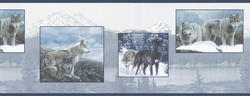Wolf Gallery Border