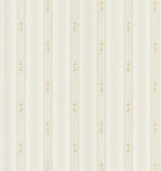 Stripe Floral Pendant Wallpaper Roll